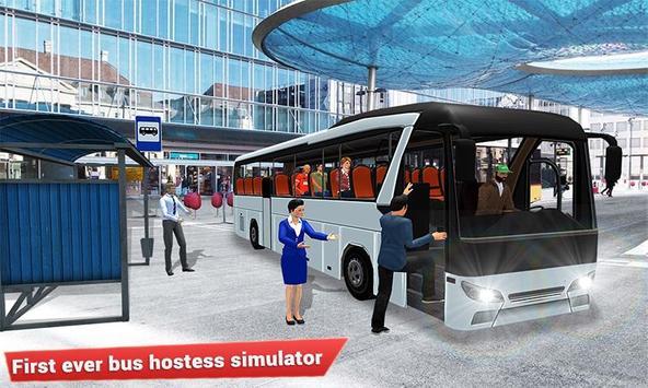 Virtual girl tourist bus waitress jobs : Dream Job screenshot 2
