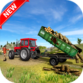 Installing Game Tractor Driver Transport 2017 APK for android