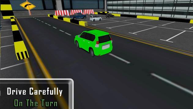 Prado Car Simulator Parking 2018 screenshot 3