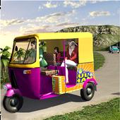 Tuk Tuk Offroad Rickshaw Drive icon