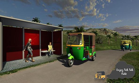 Tuk Tuk Offroad Rickshaw Drive poster