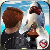 Underwater Sea Animal Hunting icon