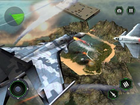 US Air Jet Fighter Warrior apk screenshot
