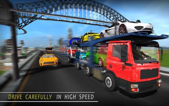 City Car Transport Cargo Truck apk screenshot