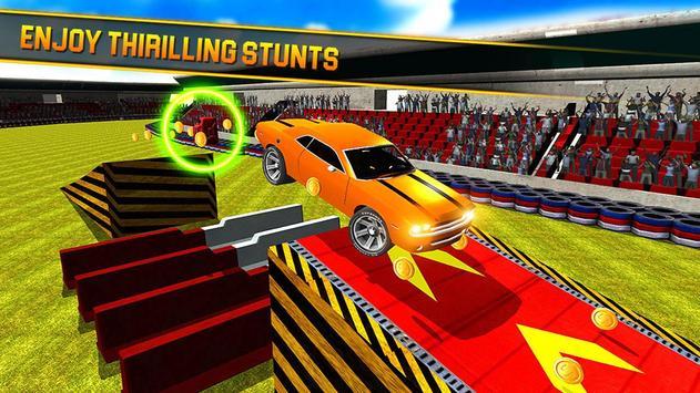 Extreme Stunt Car Racing screenshot 5