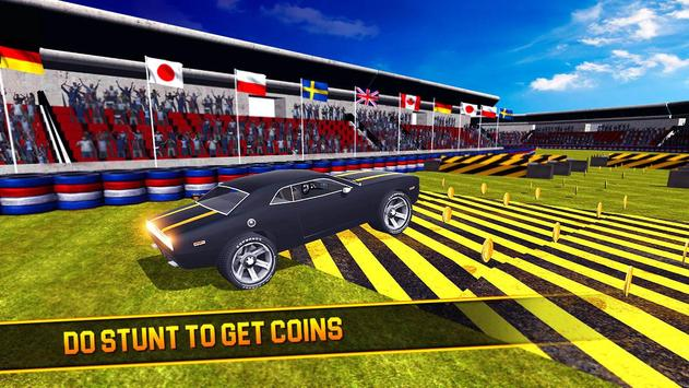 Extreme Stunt Car Racing poster