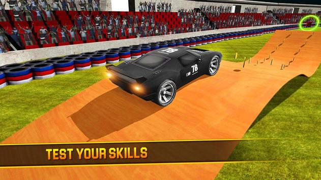 Extreme Stunt Car Racing screenshot 14