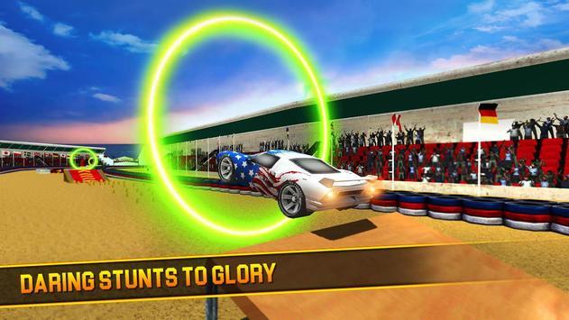 Extreme Stunt Car Racing screenshot 2