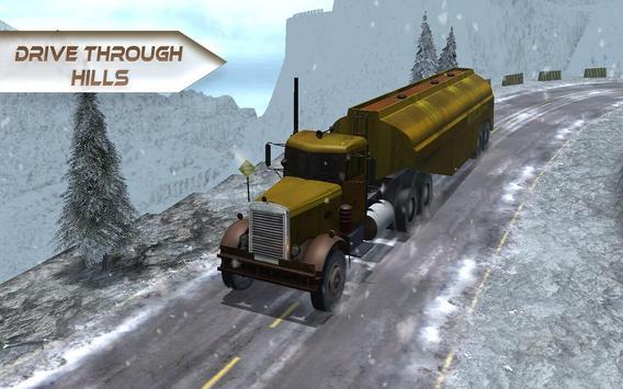 Extreme Truck Driver Uphill apk screenshot