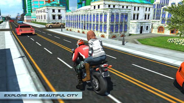 Furious City Moto Bike Rider screenshot 9