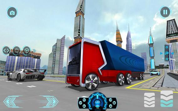 Future Truck Transport apk screenshot