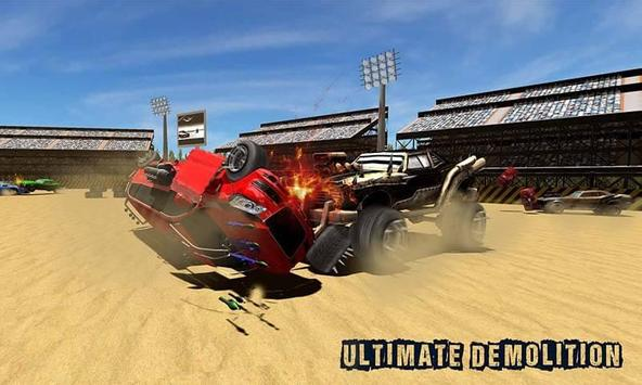 Limo Xtreme Demolition Derby poster