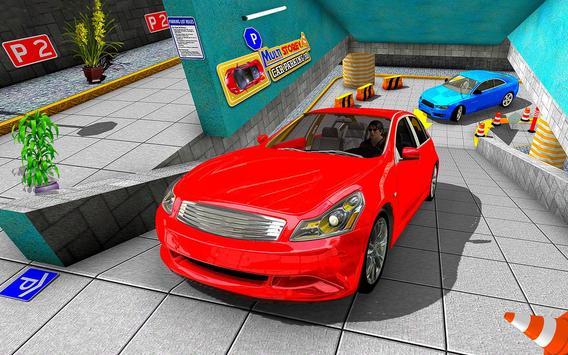 Multi Storey Car Parking 3D poster