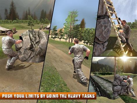 Army Commando Survival Island apk screenshot