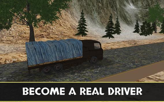 Army Cargo Truck Simulator screenshot 12