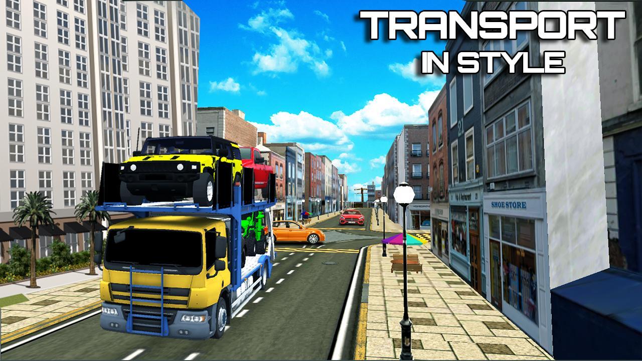 traffic cargo transport simcity car transport   android apk baixar