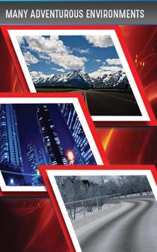 City Moto Racer 3D poster