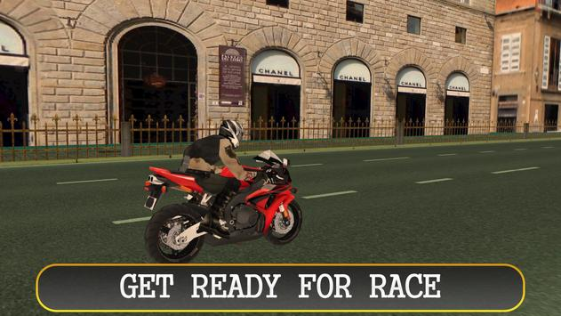 Real Bike Racer: Battle Mania poster