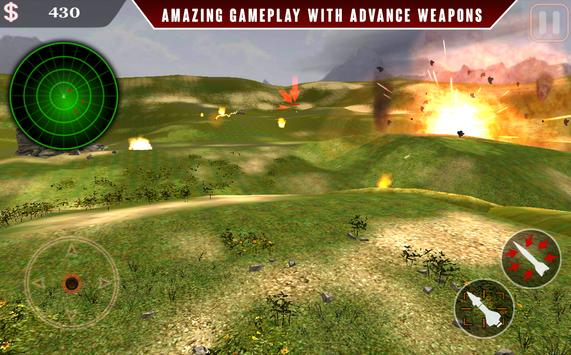 Modern Army Missile War apk screenshot