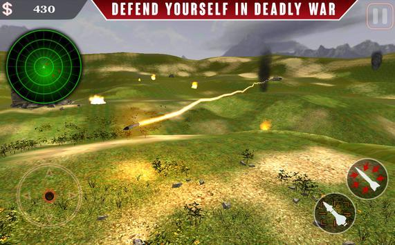 Modern Army Missile War screenshot 13
