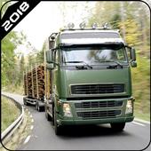 Euro Wood Cargo Simulator 3D icon