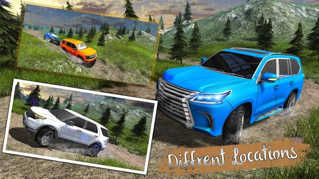 Offroad 4x4 Luxury Driving screenshot 10