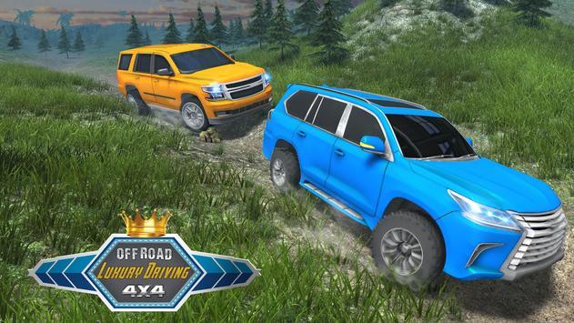 Offroad 4x4 Luxury Driving screenshot 6