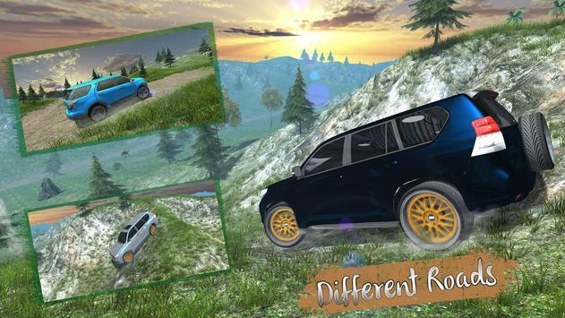 Offroad 4x4 Luxury Driving screenshot 8