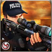 Police Sniper Prison Guard icon
