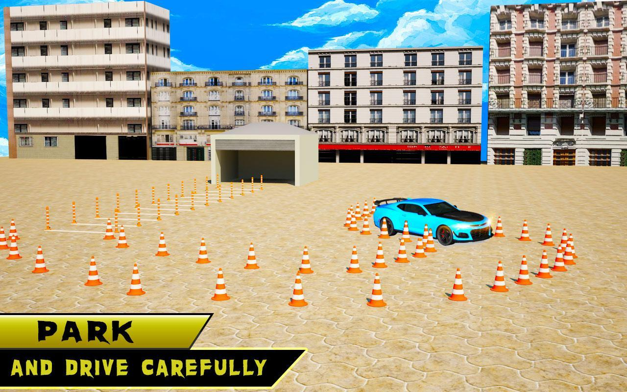 Car Parking Garage Adventure 3D: Free Games 2019 for Android - APK