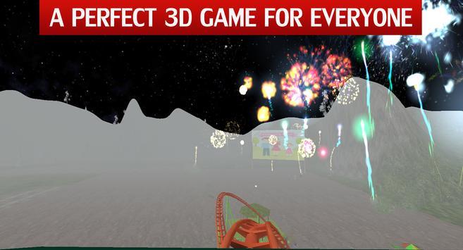 Roller Coaster Fun Simulator apk screenshot