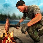 Raft Survival Commando Escape icon