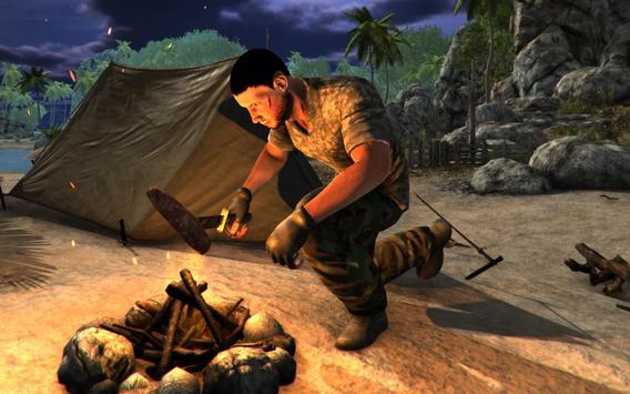 Raft Survival Commando Escape poster