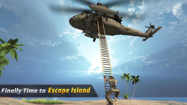 Raft Survival Commando Escape apk screenshot