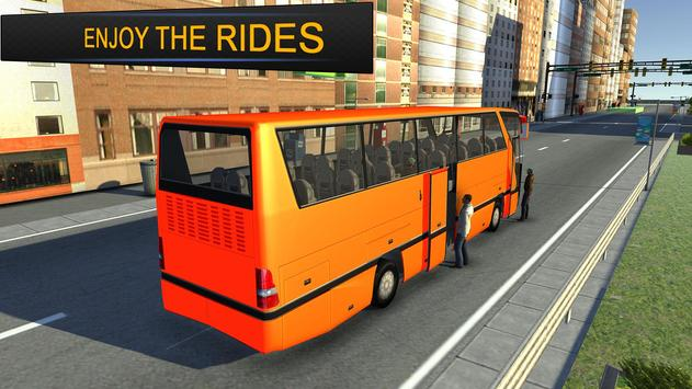 City Bus Simulator 3d 2018: Coach Bus Driving game स्क्रीनशॉट 12