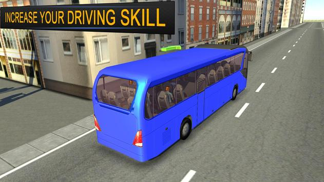 City Bus Simulator 3d 2018: Coach Bus Driving game स्क्रीनशॉट 13