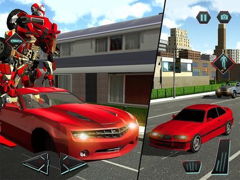 Super Robot Robbery Squad apk screenshot