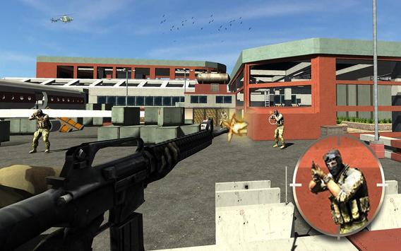 Sniper Frontline Survive Shoot apk screenshot