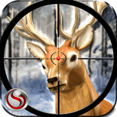 Deer Hunting – 2015 Sniper 3D icon