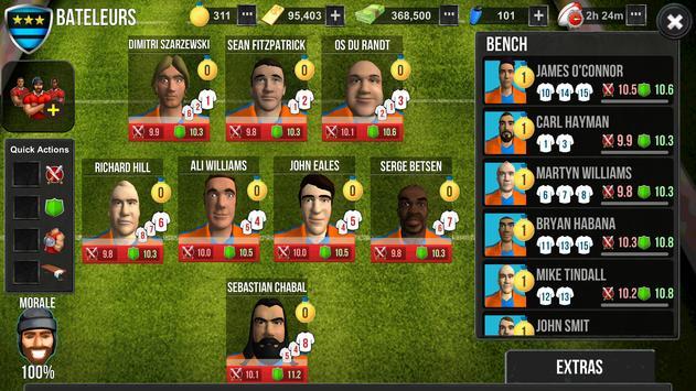 Rugby Wars screenshot 10