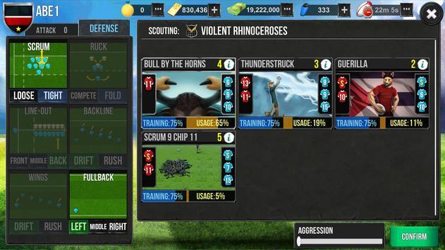 Rugby Wars screenshot 13