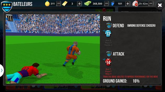 Rugby Wars screenshot 4