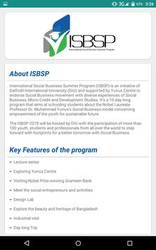 ISBSP screenshot 1