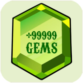Icona Gems Calc for  Clash of Clans