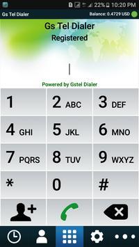 Gs Tel Dialer screenshot 2