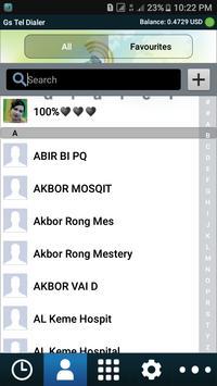 Gs Tel Dialer screenshot 4