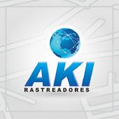 Aki Rastreamento icon