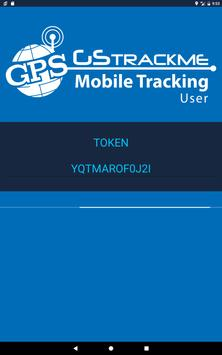 GSTrackMe Mobile - User apk screenshot