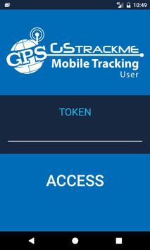 GSTrackMe Mobile - User poster