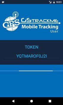 GSTrackMe Mobile - User apk screenshot